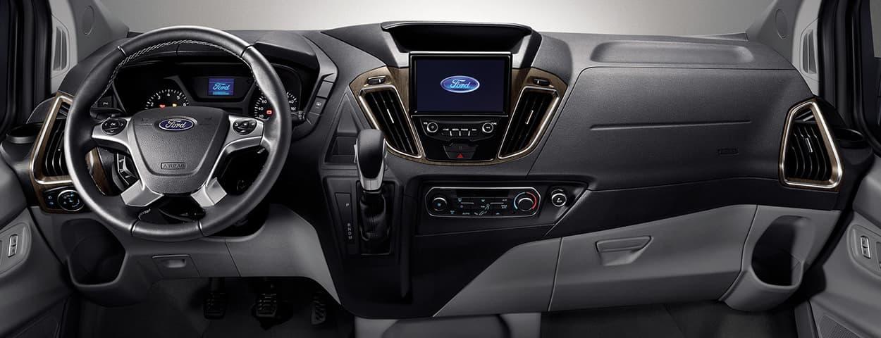 Ford Tourneo Trang thiết bị hiện đại