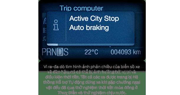 Dừng xe khi gặp chướng ngại vật - image_content