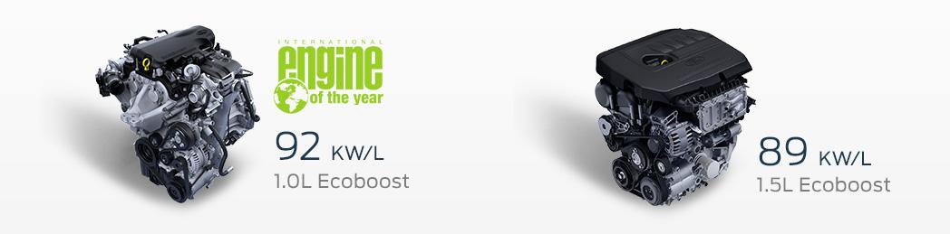 Sự phát triển của động cơ EcoBoost