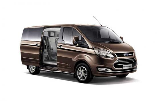 Ford Tourneo Trend